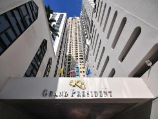 Grand President Hotel Bangkok Bangkok - Overview