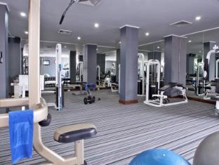 Grand President Hotel Bangkok Bangkok - Gym