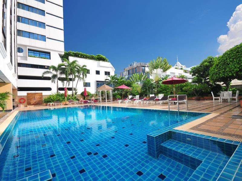 Grand President Hotel Bangkok โรงแรมแกรนด์ เพรสซิเดนท์ กรุงเทพ