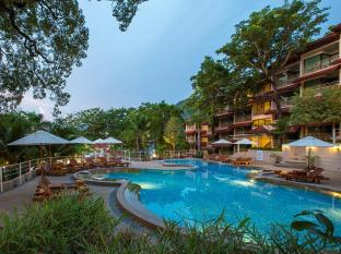 Chanalai Flora Resort, Kata Beach Phuket - Basen