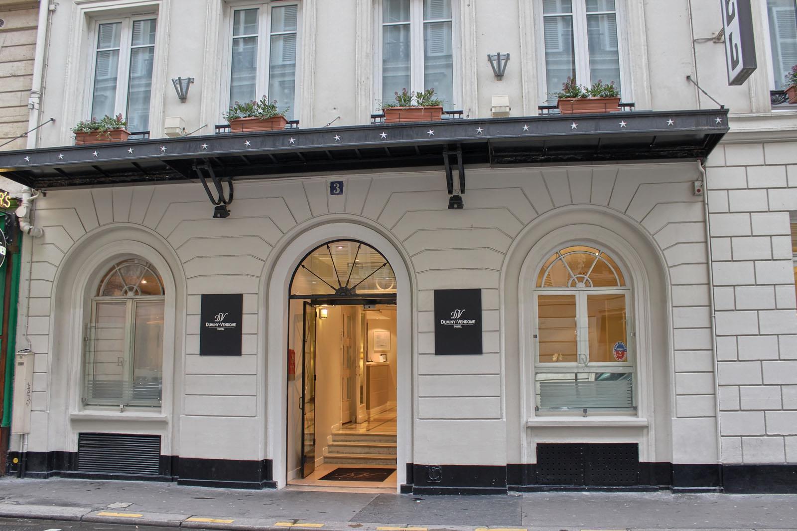 Hotel Duminy Vendome