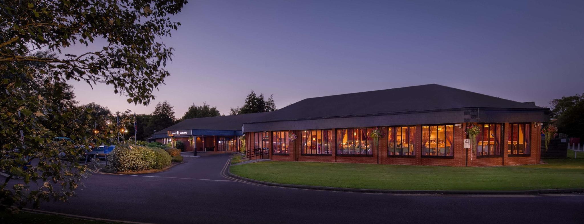 Hilton Warwick/Stratford-upon-Avon