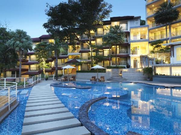 Chanalai Flora Resort, Kata Beach Phuket