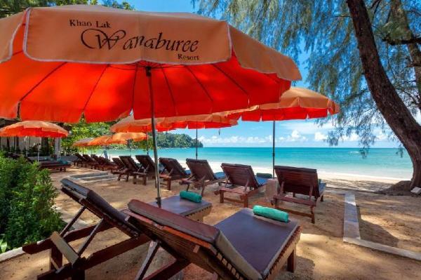 Khaolak Wanaburee Resort Khao Lak