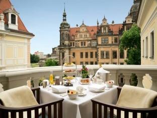 Hotel Taschenbergpalais Kempinski Dresden - Balkong/terasse