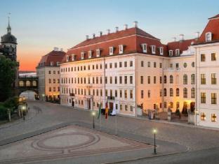 Hotel Taschenbergpalais Kempinski Dresden - Utsiden av hotellet