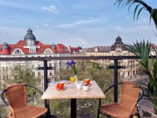 Come Inn Berlin Kurfuerstendamm Berlin - Balcony/Terrace