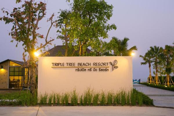 Triple Tree Beach Resort Hua Hin