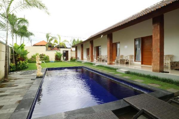Aghasvina Guest House Canggu Bali