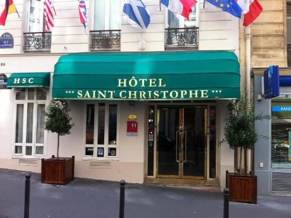 Hotel Saint Christophe Paris