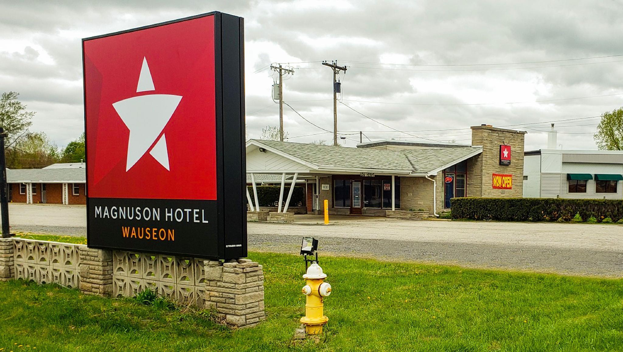 Magnuson Hotel Wauseon