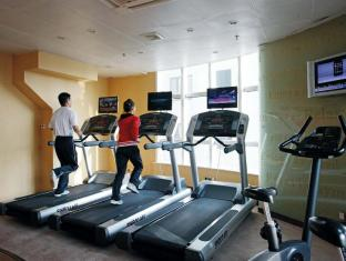 Royal Suites and Towers Hotel Shenzhen - fitnes