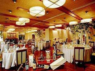 Galaxy Hotel Shanghai - Restaurant