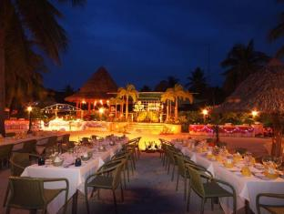 Badian Island Wellness Resort Badian - Restaurant