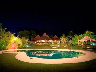 Badian Island Wellness Resort Badian - Swimmingpool
