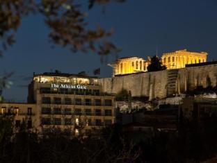 The Athens Gate Hotel Athens - Exterior