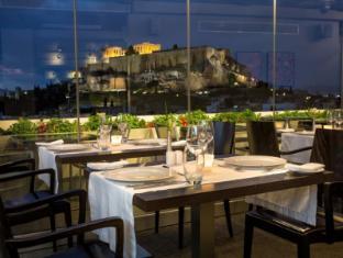 The Athens Gate Hotel Athens - Acropolis View