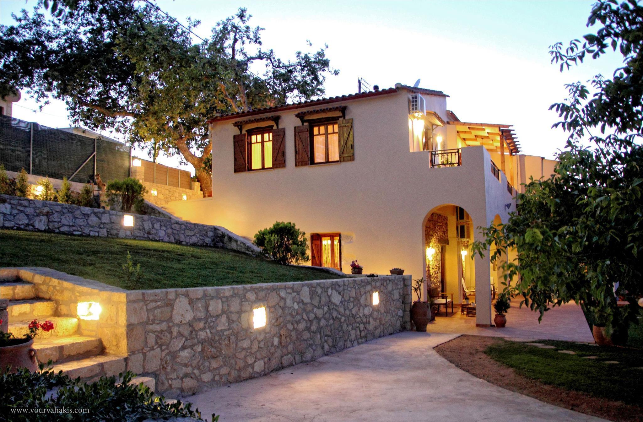 Alia Stone Villa