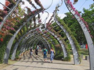 Rendezvous Hotel Brisbane on George Brisbane - Brisbane Botanical Gardens