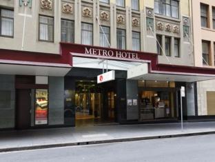 Metro Hotel On Pitt Sydney - Exterior