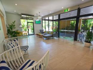 Palms City Resort Darvinas - Priimamasis
