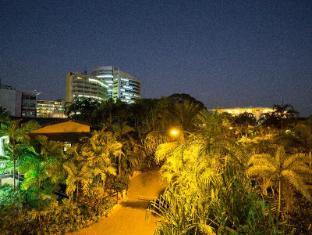 Palms City Resort Darvinas - Viešbučio išorė