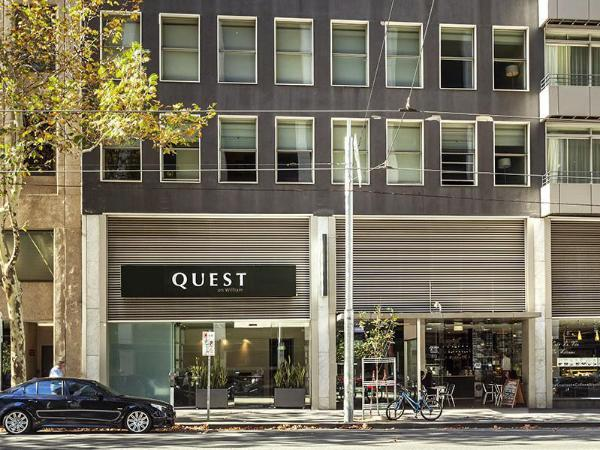 Quest On William Apartments - Melbourne, Australia - Great ...