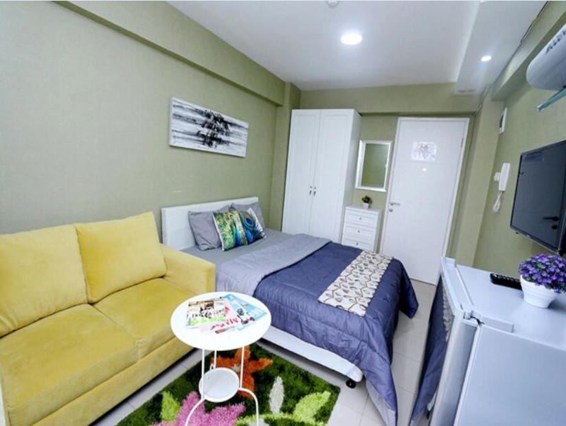 Bassura City Apartment By Roomku   Studio Unit 9