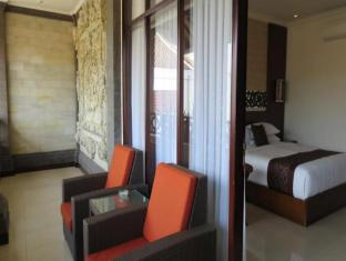 Ari Putri Hotel بالي - بلكون/شرفة