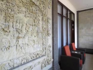 Ari Putri Hotel Bali - zunanjost hotela