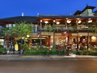 Ramayana Resort & Spa बाली - रेस्त्रां