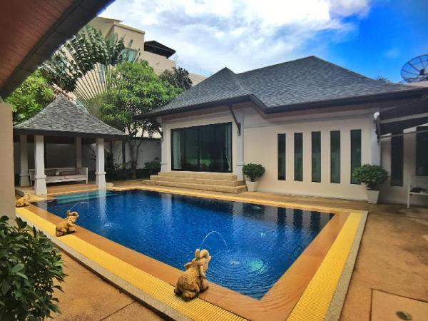 Phuket Luxury Pool Villa Phuket