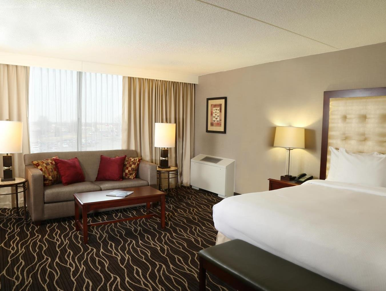 Hilton Kansas City Airport Hotel