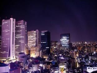 Shinjuku Prince Hotel Tokyo - View