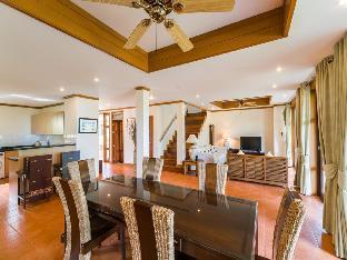 3 Bed Villa Beach Front Resort TG12