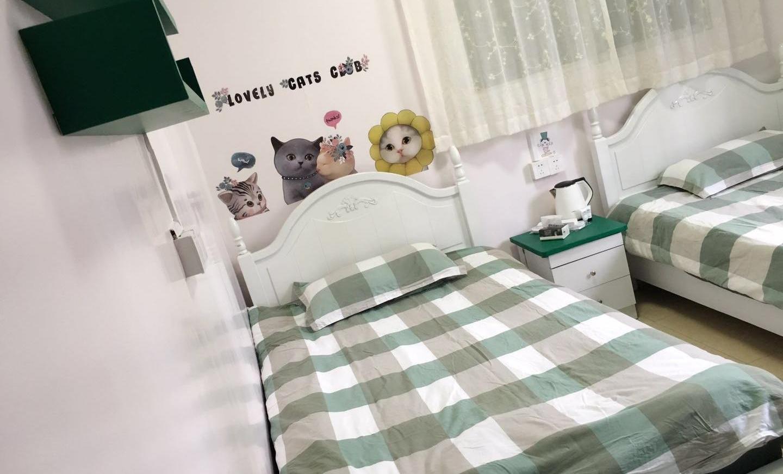 JIEYOU STAY 2 Bed Studio