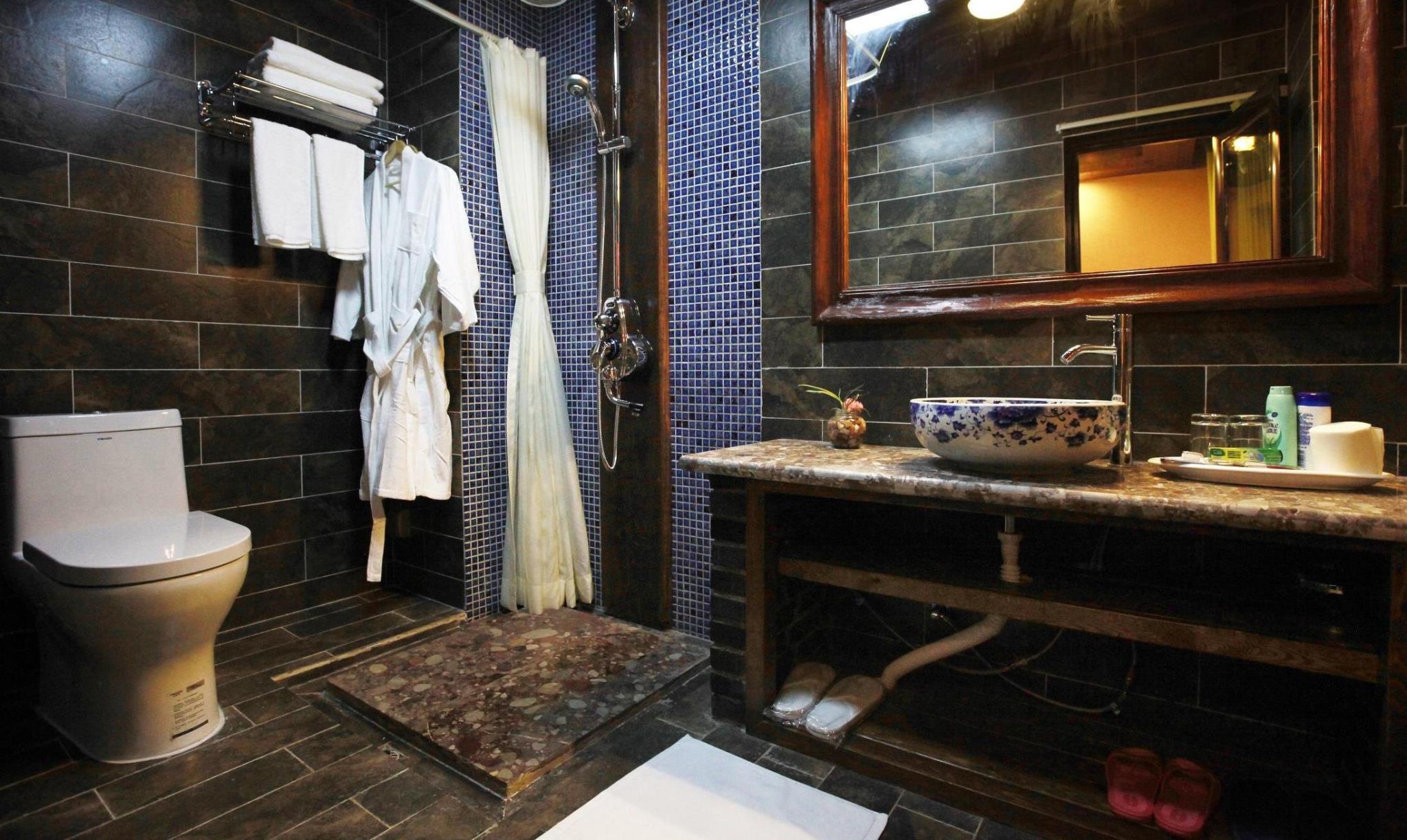 DIESHU 2 Bed Villa Studio With Courtyard View