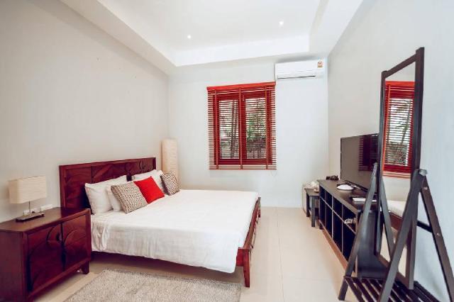 อพาร์ตเมนต์ 1 ห้องนอน 1 ห้องน้ำส่วนตัว ขนาด 29 ตร.ม. – บางเทา – Standard King Room