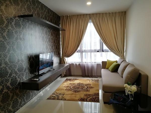 Azlinda Suite @ I-City  Shah Alam