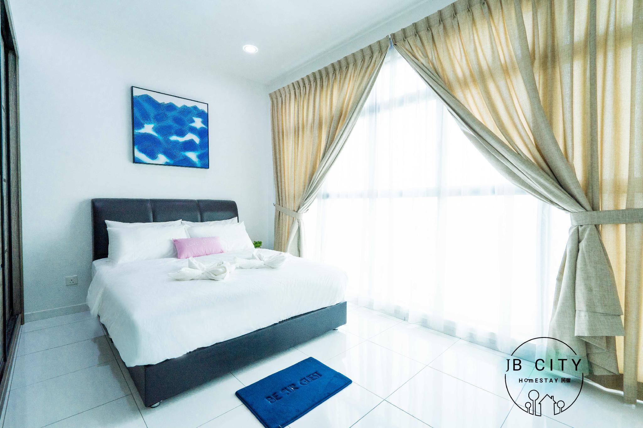 Sky Loft AEON  6pax  B1401 @ JB City Vacation Home