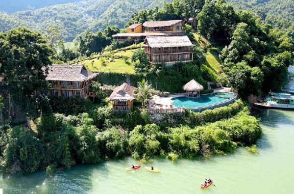 Mai Chau HideAway Resort Mai Chau (Hoa Binh)