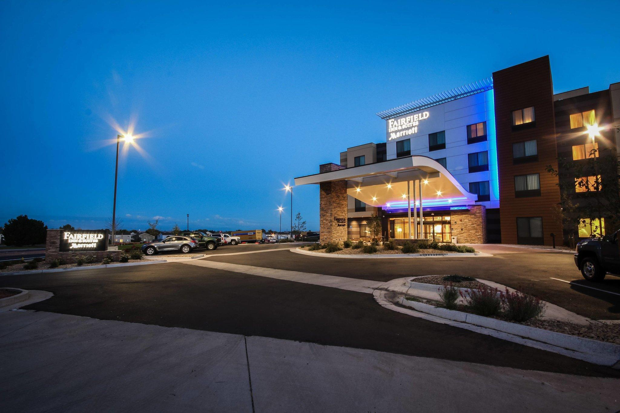 Fairfield Inn And Suites Denver Northeast Brighton