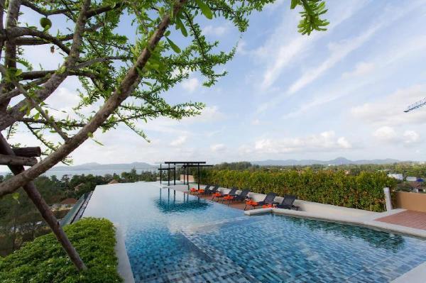 1 bedroom apartment 5 min walk to the beach Phuket