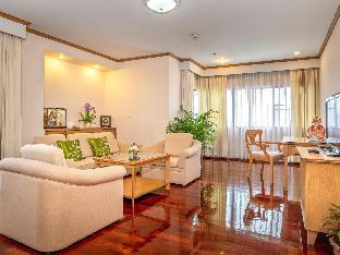 [スクンビット]アパートメント(125m2)| 2ベッドルーム/2バスルーム 2 cozy bedroom in Thong Lo area
