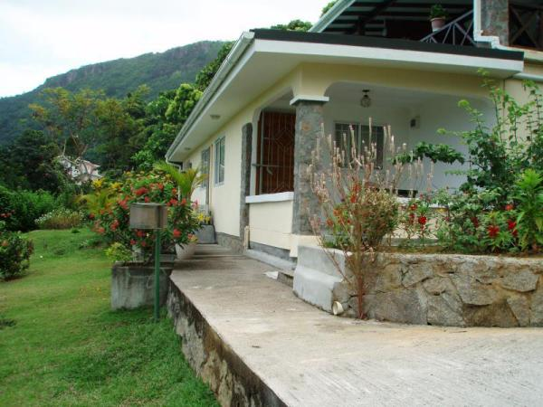 Rose Self Catering Guest House Seychelles Islands