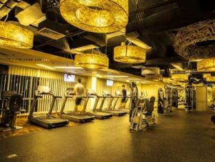 Grand Central Hotel Pekanbaru Pekanbaru - Fitness Room