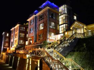 R K Sarovar Portico Hotel