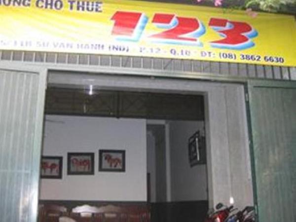 123 Homestay Ho Chi Minh City