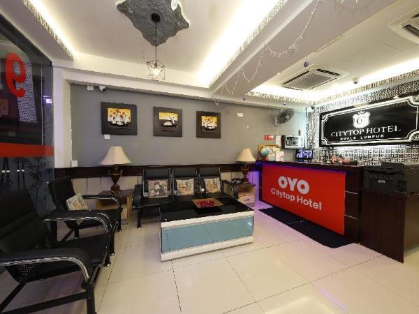 OYO 317 Citytop Hotel Kuala Lumpur