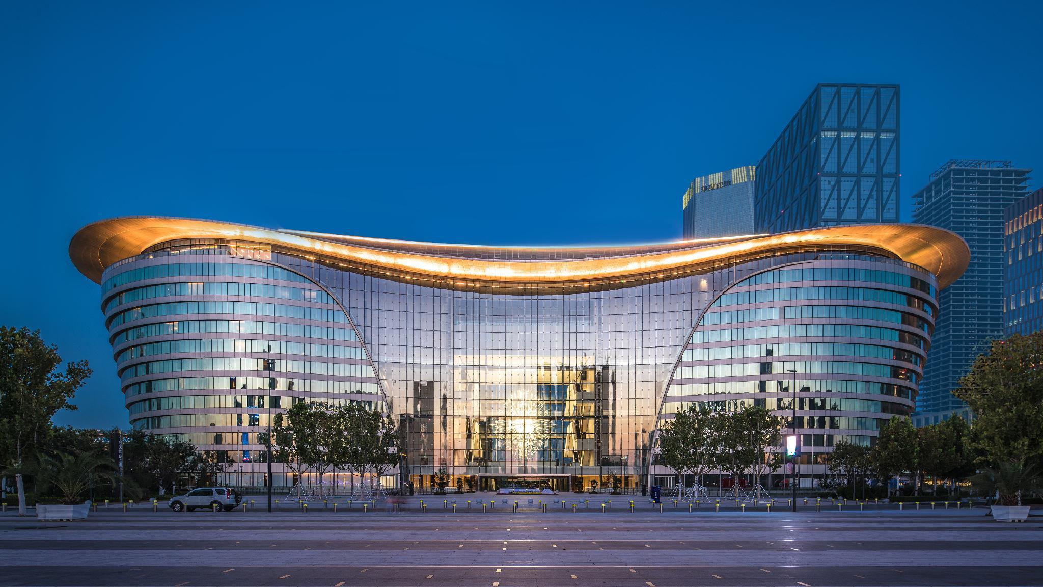 InterContinental Tianjin Yujiapu Hotel And Residences